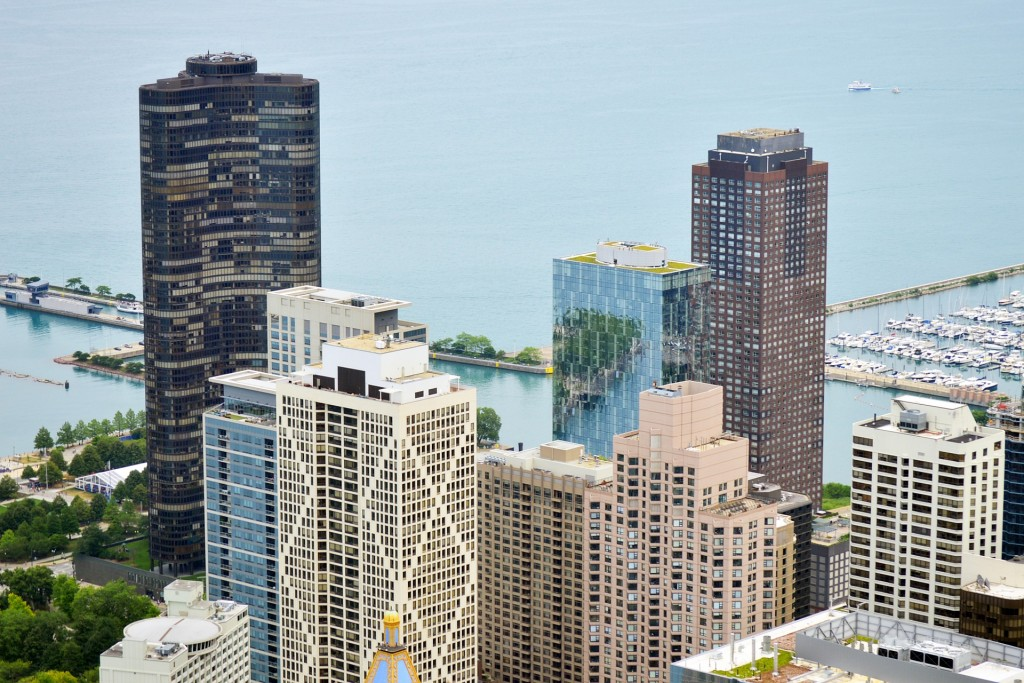 Optima Chicago Center is the perfect place to live in the heart of downtown Chicago.