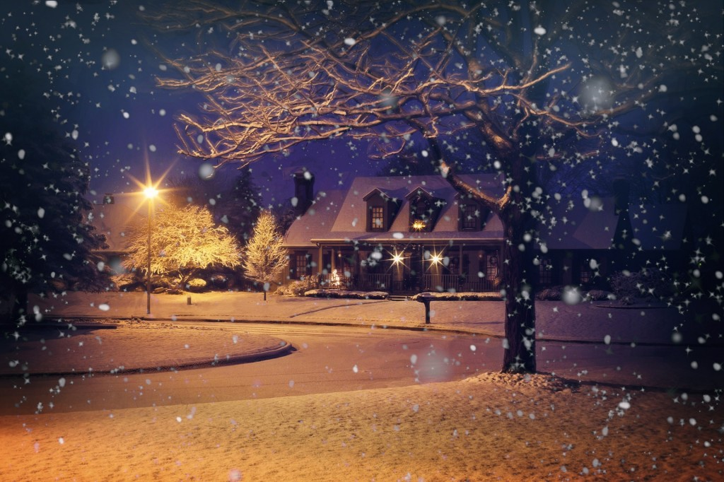 In addition to less competition for houses, winter also means cheaper moving rates because it's the moving off-season.